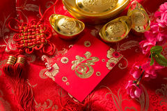 Chinese new year ang pow Royalty Free Stock Photography
