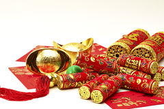 Chinese New Year. Asia Chinese New Year, Decoration stock photo