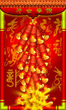 Chinese new year background. 2010 Chinese new year background Stock Photos