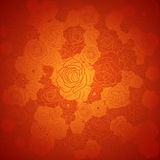 Chinese new year background. Floral design, vector. Chinese new year background. Floral vector design stock illustration