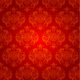 Chinese New Year Background Vector Design Stock Images
