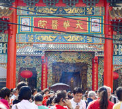 Chinese New Year in Bangkok. Chinese new year is one of important day in the chinese calendar. It is celebrated by chinese descendents all around the world. In Stock Photos