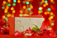 Chinese New Year banner Royalty Free Stock Photo