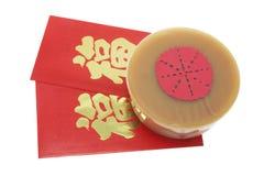 Chinese New Year Cake Stock Photos