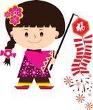 Chinese New Year Celebration vector illustration
