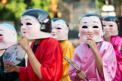 Chinese New Year celebration Royalty Free Stock Photography
