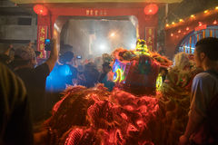 Chinese new year celebration Stock Image