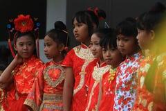 Chinese New Year Celebration Stock Images