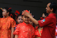 Chinese New Year Celebration Royalty Free Stock Photo