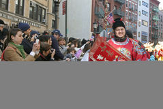 Chinese New Year Celebrations Stock Image
