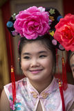 Chinese New Year Celebrations - Bangkok - Thailand Stock Images
