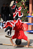 Chinese New Year Celebrations in California Royalty Free Stock Photography