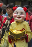 Chinese New Year Celebrations - Bangkok - Thailand Royalty Free Stock Photos