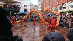 Chinese New Year. Celebrations event stock photo