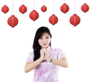 Chinese new year concept Royalty Free Stock Photo
