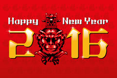 Chinese new year. New year , chinese culture,festival,monkey year,festival Royalty Free Stock Photography