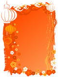 Chinese New Year Day - Abstract background stock illustration