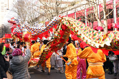 Chinese new year day Royalty Free Stock Photo