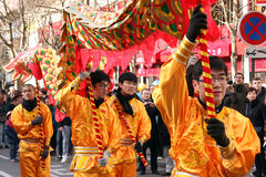 Chinese new year day Stock Image