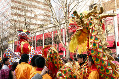 Chinese new year day Stock Photography