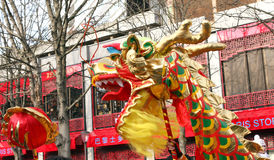 Chinese new year day Royalty Free Stock Photography