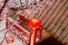 Chinese new year deco Stock Photos