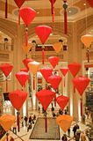 Chinese New Year decoration. At The Palazzo Resort and Casino in Las Vegas Stock Images