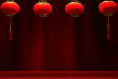 Chinese New Year. Chinese New Year decoration background