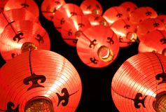 Chinese New Year decoration- Tang Lung Stock Images
