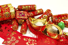 Chinese New Year. Decoration, up royalty free stock photos