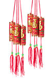 Chinese New Year Decorations Royalty Free Stock Photography