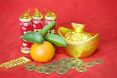 Chinese New Year decorations. Chinese New Year traditional decorations stock photography