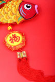 Chinese New Year decorations, stock images
