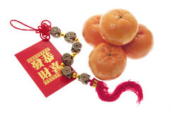 Chinese New Year Decorations Royalty Free Stock Images