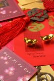 Chinese New Year decorations - Series 2 Royalty Free Stock Photos