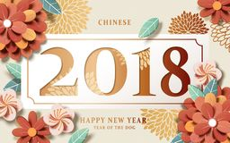 Chinese New Year design Royalty Free Stock Photos