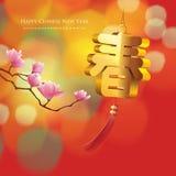 Chinese New Year Design Stock Photos