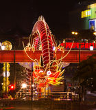 Chinese New Year Dragon 2012 Stock Photo