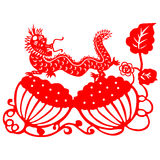 Chinese New Year Dragon Royalty Free Stock Photo