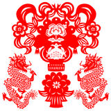 Chinese New Year Dragon Royalty Free Stock Image