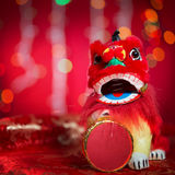 Chinese new year festival decorations Stock Image