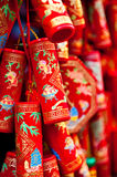 Chinese New Year festivities. Chinese New Year decoration good luck charms