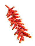Chinese New Year Firecracker stock photo