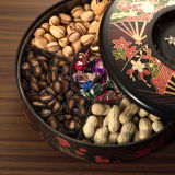 Chinese New Year food. Festival Civil custom