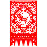 Chinese New Year Goat Royalty Free Stock Photo