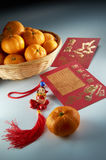 Chinese New Year Greeting Royalty Free Stock Image