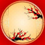 Chinese New Year Greeting Card Royalty Free Stock Photo