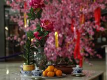 Chinese new year. Happy chinese new year Royalty Free Stock Images