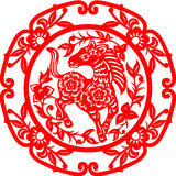 Chinese New Year Horse Stock Images
