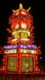 CHINESE NEW YEAR LANTERN CARNIVAL Royalty Free Stock Photography